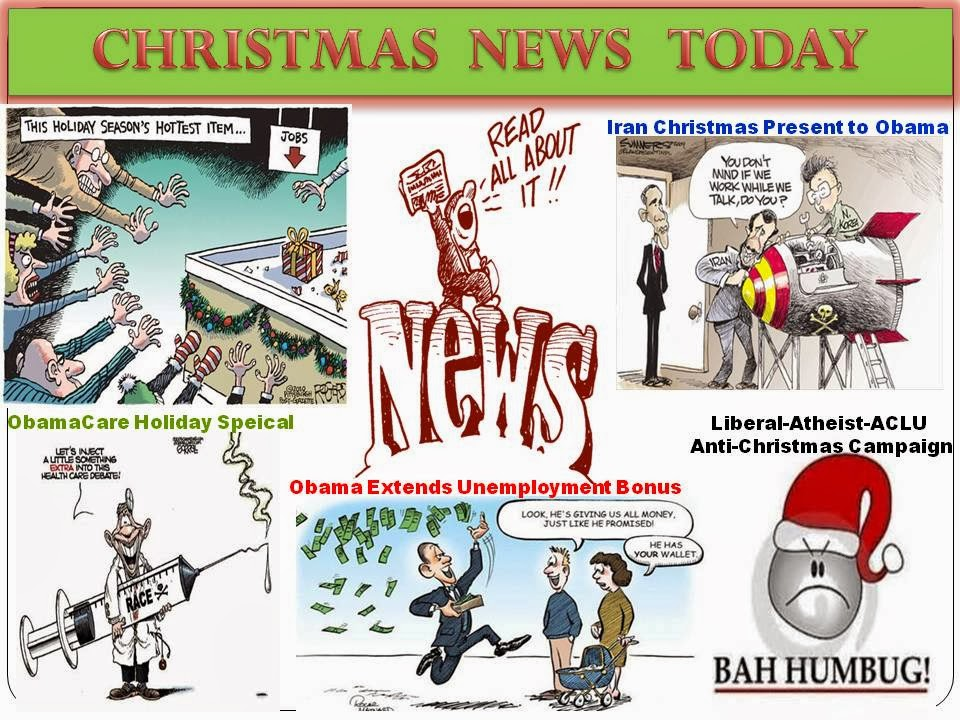 ACB NEWSPAPER: HAPPY HOLIDAYS to Christians: from THE THREE SCROOGES ...