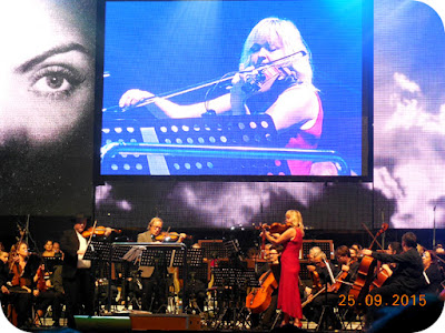 Balanescu Quartet - live la Maria Tanase Simfonic