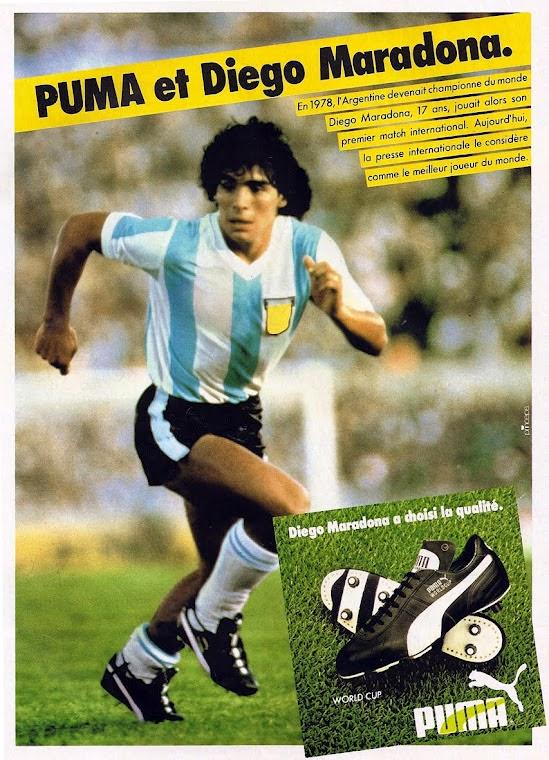 Puma Borussia Maradona