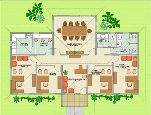 1 informatica for Representacion grafica de planos arquitectonicos