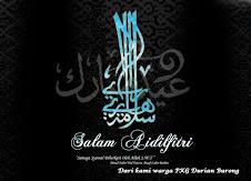 Salam Aidilfitri 2014