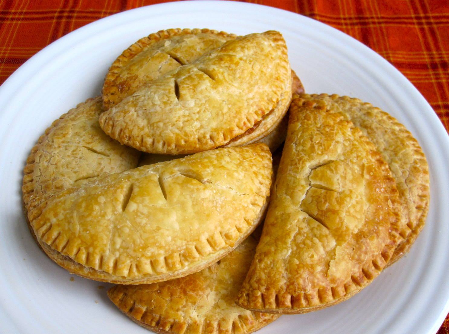 The Cultural Dish: Pumpkin Pasties