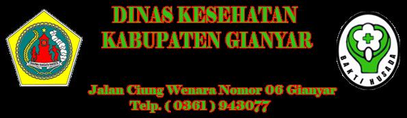 Dinas Kesehatan Kabupaten Gianyar