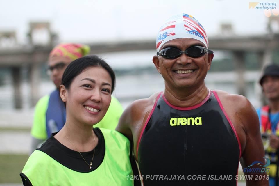 Putrajaya Core Island Swim (12 km)