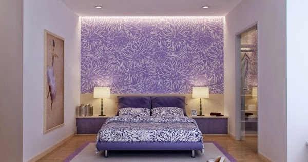 25 Purple Bedroom Concepts Curtains Accessories And Paint Colors Top Home