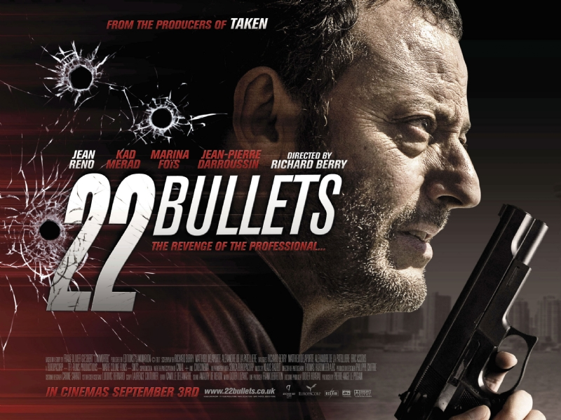 FREE DOWNLOAD NEW MOVIES no fees hidden: download 22 bullets movie