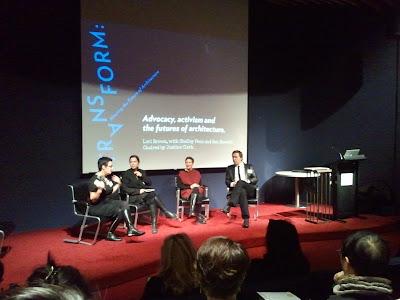 Transform architecture conference Melbourne equity