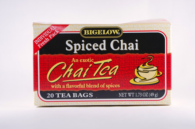 Bigelow Spiced Chai Tea Review — a Modern Mrs.