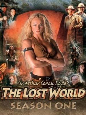 O Mundo Perdido – Todas as Temporadas – Dublado / Legendado