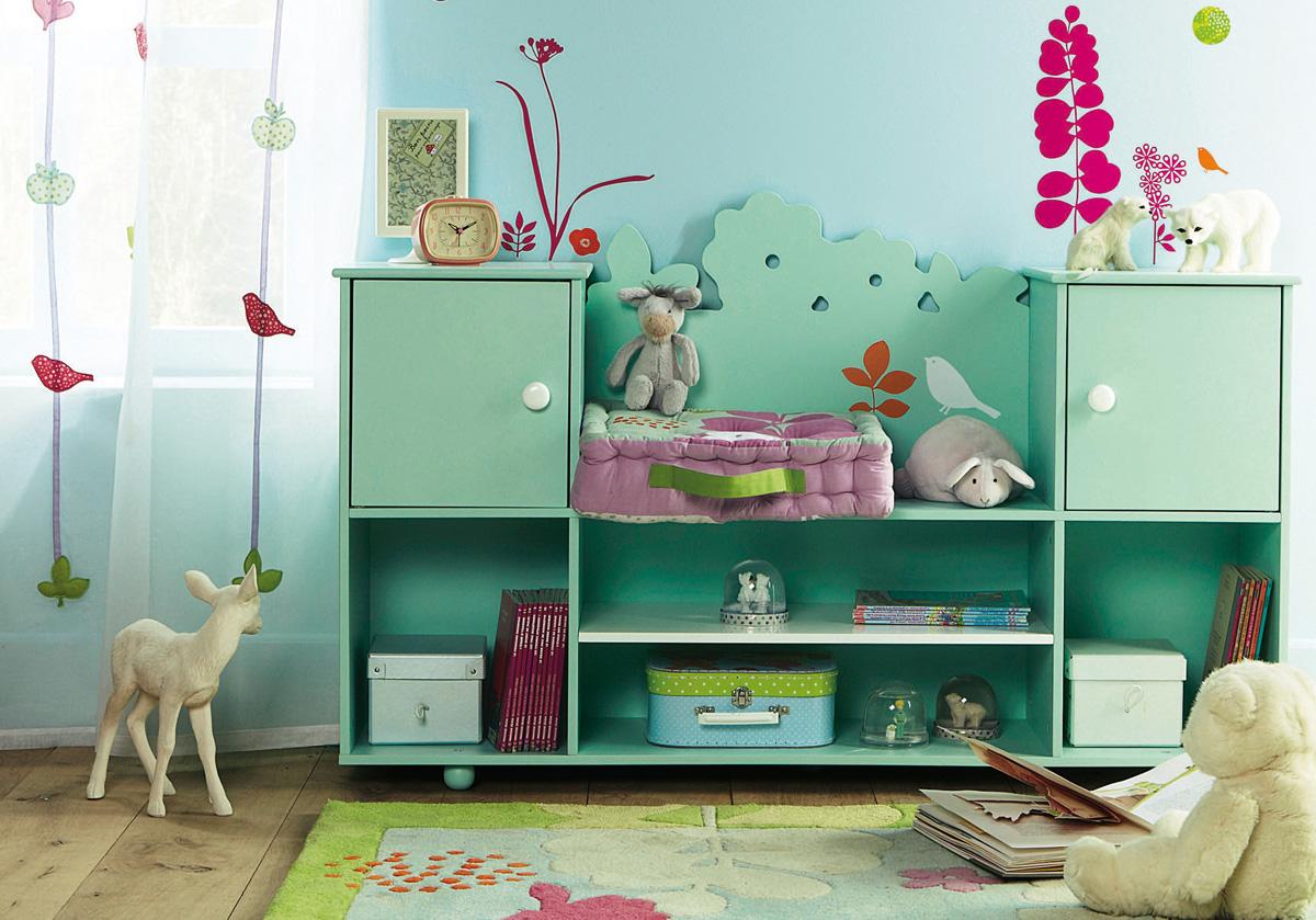 Tres consejos sencillos para una habitaci n infantil - Muebles habitacion pequena ...