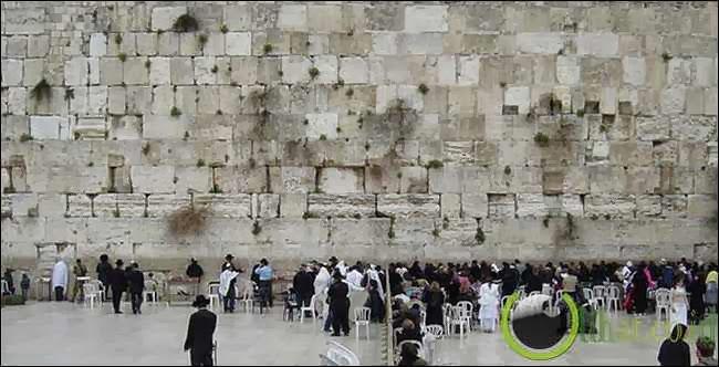 Tembok Barat – Yerusalem