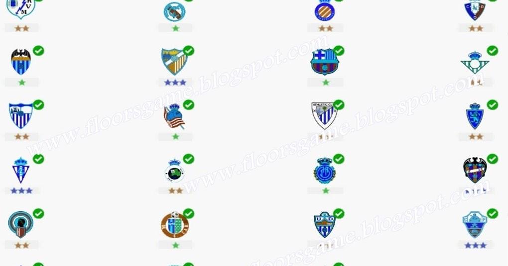 Logo Quiz Football Clubs Spain Level 3