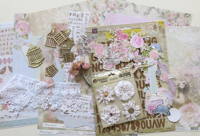 September Bits & Pieces Give-away...!!