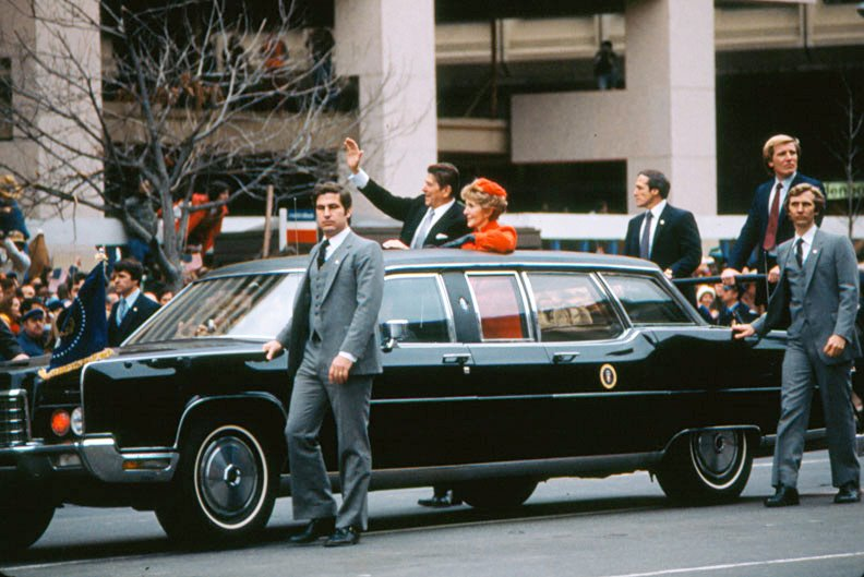 President Reagan Secret Service