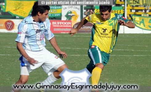 Gimnasia de Jujuy vs Defensa y Justicia