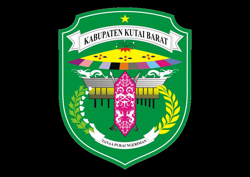 Logo Kabupaten Kutai Barat Vector download free
