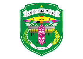 Kabupaten Kutai Barat Logo Vector download free