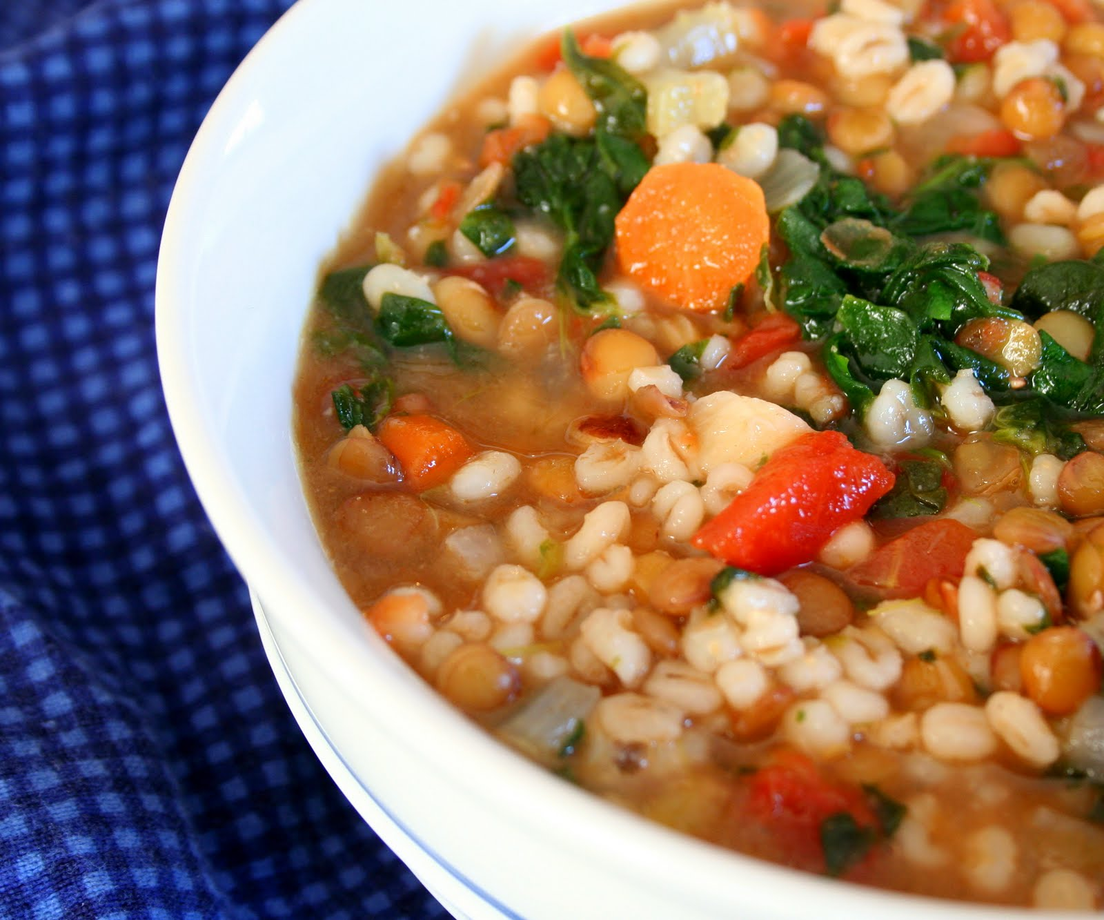 Cumin Lentil Barley Stew All Day I Dream About Food