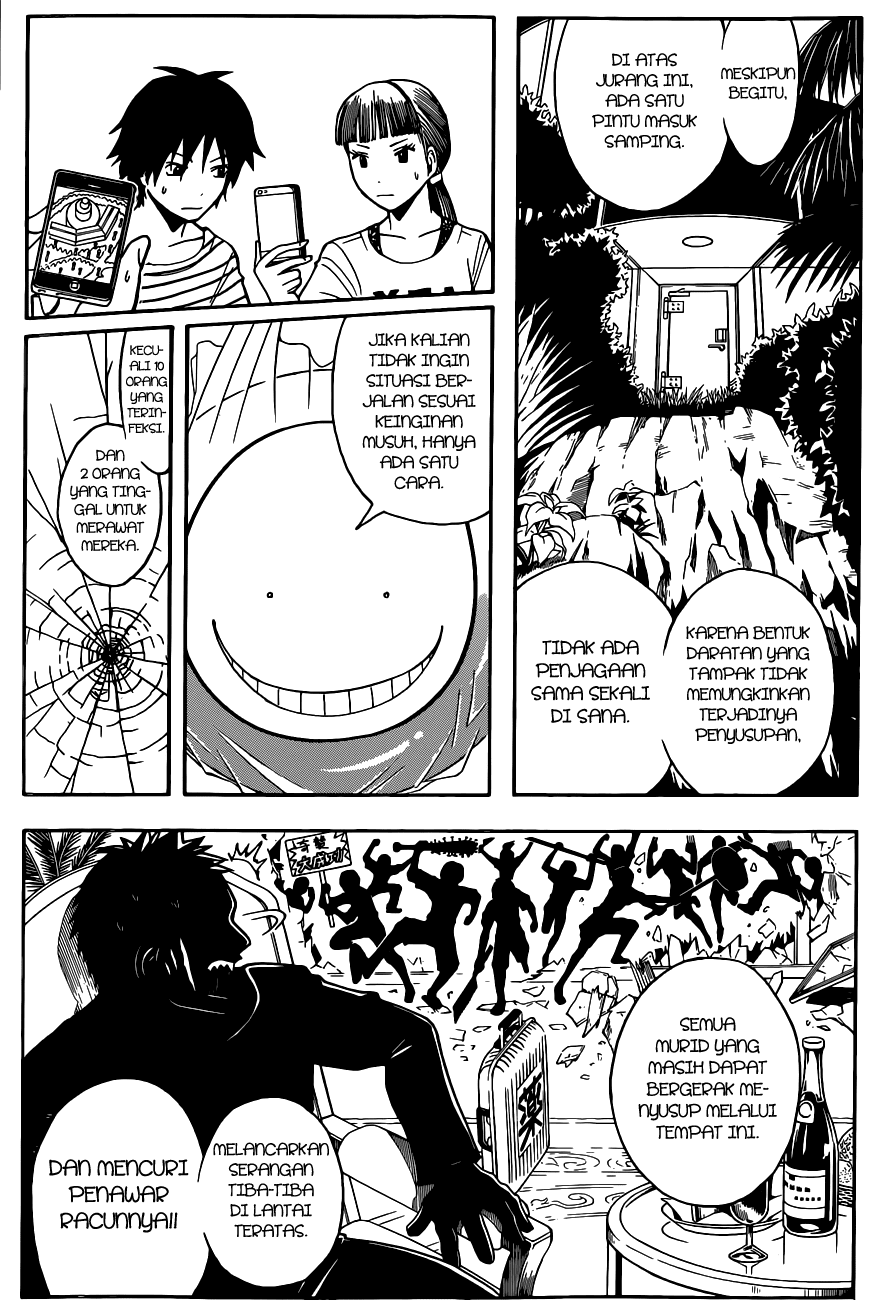 Komik assassination classroom 061 - waktunya iblis 62 Indonesia assassination classroom 061 - waktunya iblis Terbaru 13|Baca Manga Komik Indonesia|