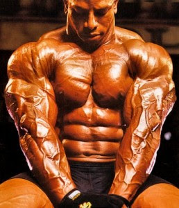 David Henry Bodybuilder