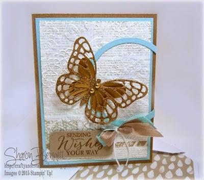 Butterfly Basics Card - DSC#131