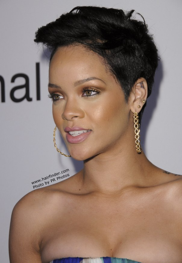 Rihanna Short Hairstyles Marvelous - Best Hairstyle