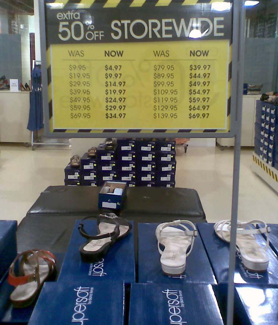 Diana Shoe Store On Madison