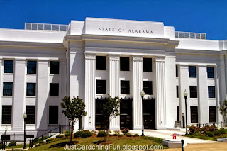 The Alabama States Attorney General Office Building Located in State Capitol Montgomery