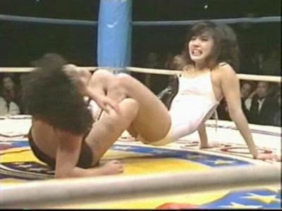pictures of japanese women wrestlers