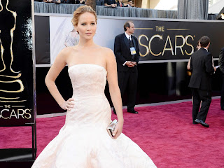 2013 Best Performance Jennifer Lawrence HD Wallpaper