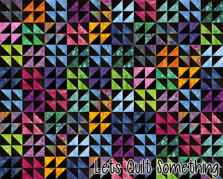 Lets Quilt Something: Neon Picnic Pattern - Free Quilt ...