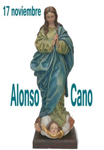 El escultor de la Inmaculada