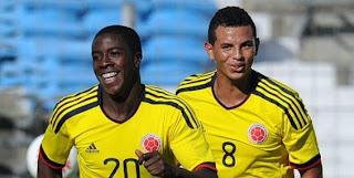 Colombia Campeón Esperanzas Toulon 2011