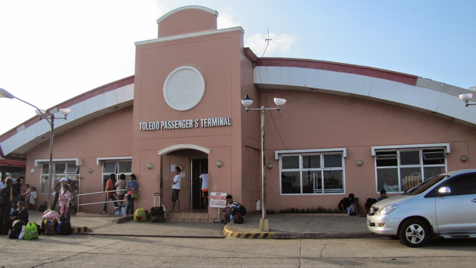 FTW! Travels, bacolod trip, local trip, Toledo Passenger's Terminal
