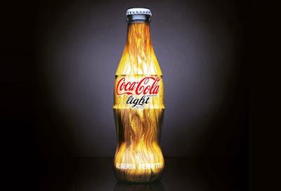Coca Cola creativityandesign.blogspot.com.ar