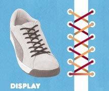 Mau Tau cara unik mengikat tali Sepatu Anda