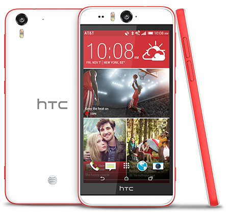 HTC Desire Eye: With regard to selfie junkies solely,HTC Desire Eye: For selfie junkies simply
