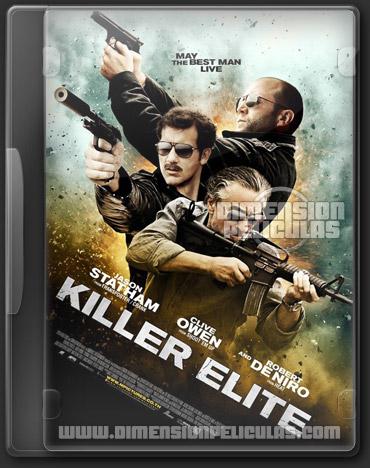 Killer Elite (BRRip HD Ingles Subtitulado) (2011)