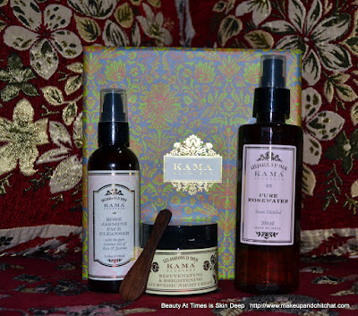 Kama Ayurveda Gift Night Care regimen Box