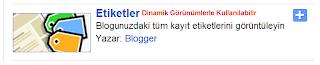 Blogger Dersleri