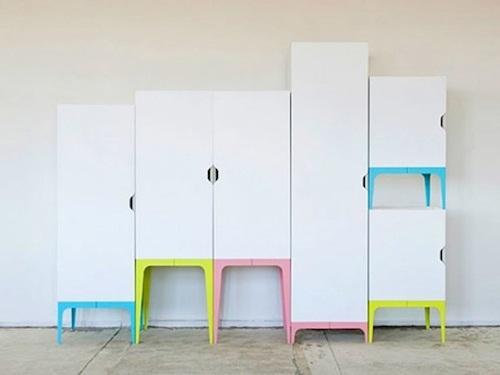 Armarios De Baño Modernos: 12 armarios para recámaras armarios convertidos en obras de arte