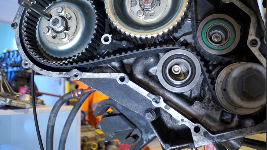 300tdi Timing Belt Replacement Trailerfitters' Land Rover