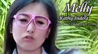 Foto Anak Jalanan Kathy Indera sebagai Melly