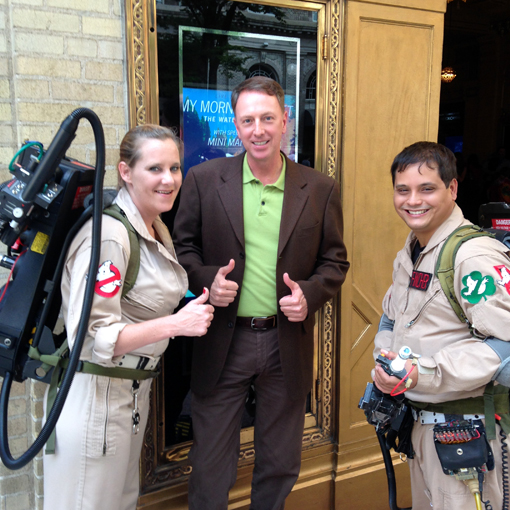 Ghostbusters at the Fox Theatre | Georgia Ghostbusters