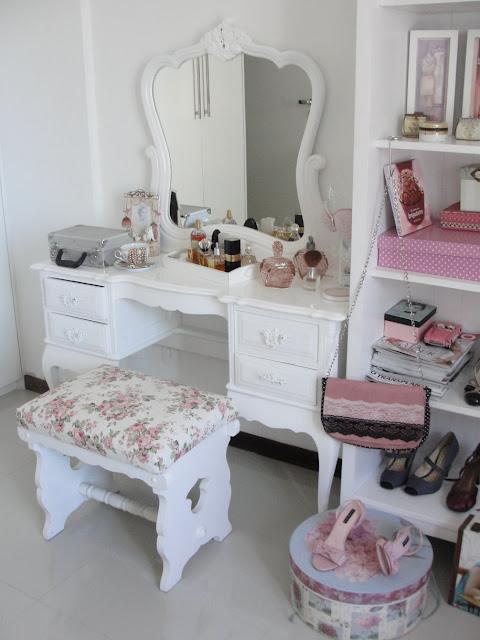 Reciclar, reformar e decorar Decoração Provençal -> Decoracao De Banheiro Provencal