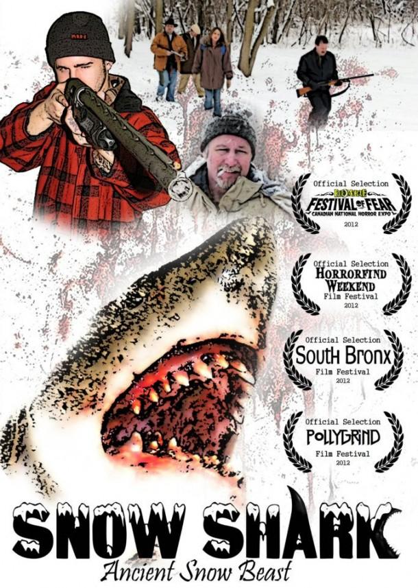 Snow Shark (2011)