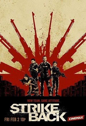 Strike Back - 7ª Temporada Legendada Torrent Download