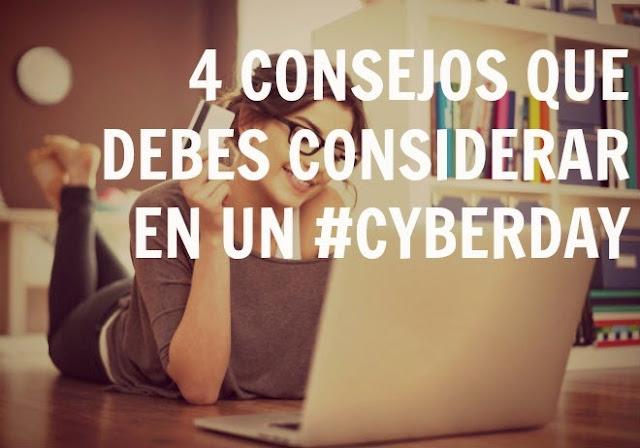 4 consejos que debes considerar en un #CyberDay