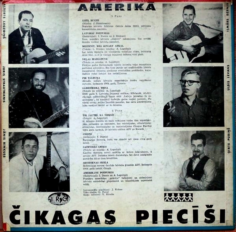 Amerikā - back