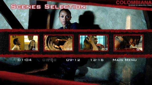 Venganza Despiadada [Colombiana] 2011 DVDR Menu Full Español Latino ISO NTSC Descargar